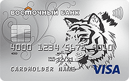 кредитная карта сезонная, восточный банк