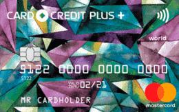 кредитная карта card credit plus банк европа кредит
