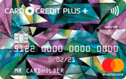 кредитная карта card credit plus банк европа кредит