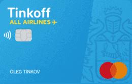 тинькофф кредитная all airlines